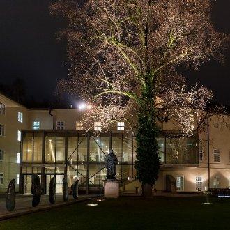 Die Große Aula der Universität Salzburg © Albert Moser