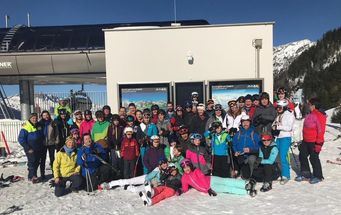Skitag 2019 des Salzburger HirtenAdvents  © B. Dürr