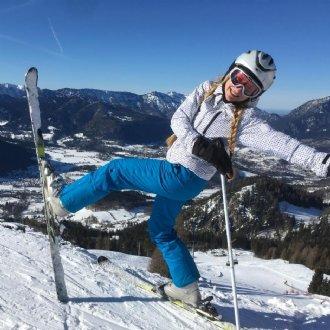 Skitag 2019: Ski Heil - Heidi Reicher  © B. Dürr
