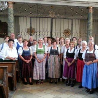 Mitwirkende 2019: Mühlfeldchor aus Bad Tölz © Mühlfeldchor