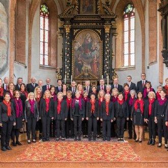 Mitwirkende 2019: Kirchenchor Bischofshofen unter der Leitung von Martina Mayr © Kirchenchor Bischofshofen