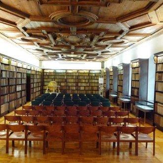 Bibliotheksaula © Johann Adlmannseder