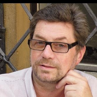 Salzburger Schriftsteller Walter Müller (*1950) © Pürcher