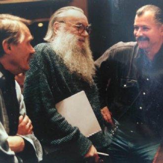 Tobi Reiser, Wilhelm Keller und Siegwulf Turek © Salzburger HirtenAdvent