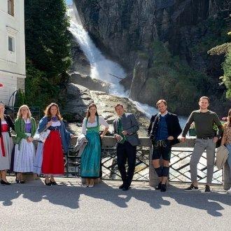 Mitwirkende 2021: Radauer Ensemble (Sept. 2020 in Gastein) © Salzburger HirtenAdvent