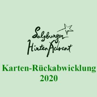 2020: HirtenAdvent ABGESAGT © Salzburger HirtenAdvent