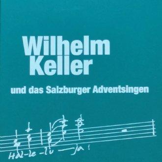 """Buch """"Wilhelm Keller und das Salzburger Adventsingen"""" © Salzburger HirtenAdvent"""